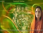 Anandmurti Gurumaa Wallpaper,