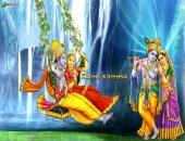 Radhe Krishna Wallpaper,